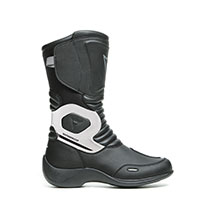 Dainese Aurora D-wp Lady Boots Black White