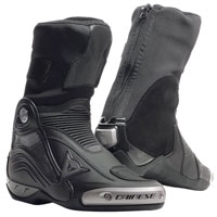 Dainese Stiefel Axial D1 schwarz weiss rot