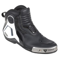 Dainese Dyno Pro D1 Shoes Black White Anthracite