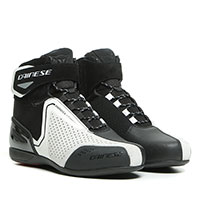 Dainese Energyca Air Lady Shoes Black White