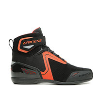 Dainese Energyca Air Shoes Black Fluo Red