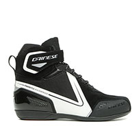 Dainese Energyca D-wp Lady Shoes Black White