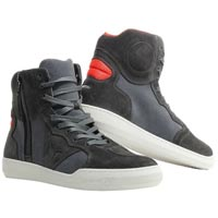 Dainese Metropolis Shoes Black Red