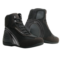 Dainese Motorshoe D1 Air Lady Shoes Black