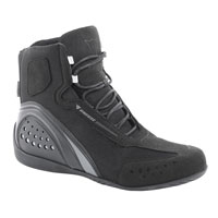 Dainese Motorshoe D-wp Jb Shoes Black