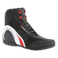 Dainese Motorshoe D-wp Jb Shoes Red