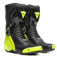 Dainese Nexus 2 D-wp Boots Black Yellow