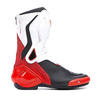 Stivali Dainese Nexus 2 Air Bianco Lava Rosso