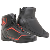 Dainese Raptors Air Shoes Nero Rosso