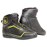 Dainese Raptors D-wp Shoes Yellow