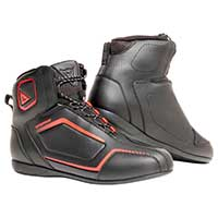Dainese Raptors D-wp Shoes Red