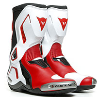 Stivali Dainese Torque 3 Out Nero Bianco Rosso