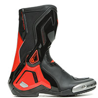 Stivali Dainese Torque 3 Out Nero Rosso Fluo