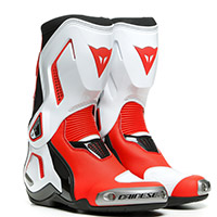 Dainese Torque 3 Out Lady Boots White Red