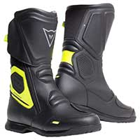 Dainese X-tourer D-wp Boots Yellow