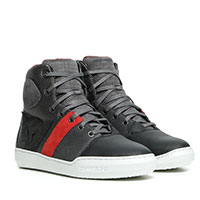 Chaussures Femme Dainese York Air Phantom Rouge