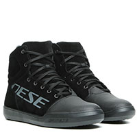Dainese York D-wp Shoes Black Iris White