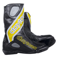 Daytona Evo Sports Boots Yellow