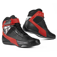 Eleveit Stunt Wp Shoes Black Red