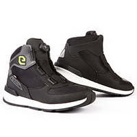 Eleveit Tank Air Shoes Black Fluo Yellow