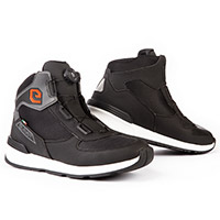 Eleveit Tank Wp Shoes Black Fluo Orange