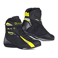 Eleveit T Sport Wp Shoes Black Yellow