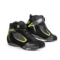 Eleveit Ventex Air Shoes Black Yellow