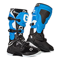 Eleveit X Legend Boots Black Blue White
