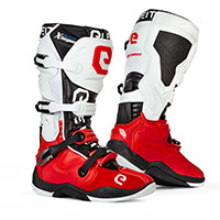Eleveit X Legend Boots Red White