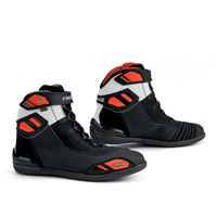 Falco Jackal 2 Air Shoes Black Red