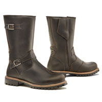 Bottes De Moto Forma Eagle Marron