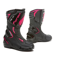 Motorcycle Boots Forma Freccia Lady Fuchsia