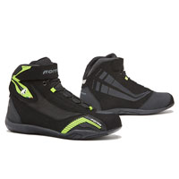 Motorcycle Shoes Forma Genesis Yellow