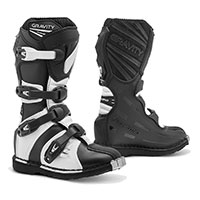 Forma Gravity Kid Boots Black White Kid
