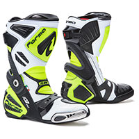 Forma Ice Pro Flow Black White Yellow Fluo