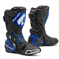 Stivali Forma Ice Pro Nero Blu