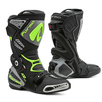Forma Ice Pro Boots Black Gray Yellow Fluo