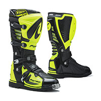 Forma Predator 2.0 Black Yellow Fluo