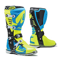 Forma Predator 2.0 Yellow Fluo Light Blue