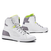 Zapatillas de moto Forma Swift Flow blanco