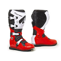 Stivali Forma Terrain Evolution Tx Rosso Bianco