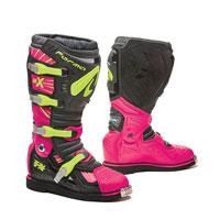 Motocross Boots Forma Terrain Tx Fuchsia
