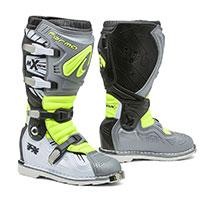 Forma Terrain Tx Boots Gray White Yellow Fluo