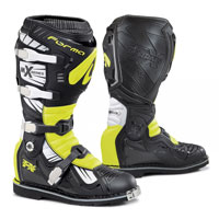 Motocross Boots Forma Terrain Tx Fluo Yellow Black