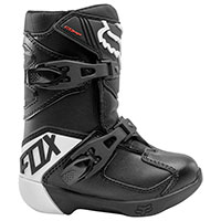 Fox Comp K Youth Boots Black Kid