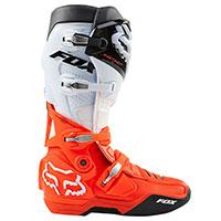 Fox Instinct Boots Black White Orange