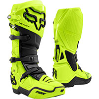 Fox Instinct Boots Yellow Fluo