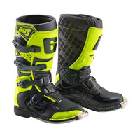 Gaerne Sg-j Child Yellow Fluo Black Kid