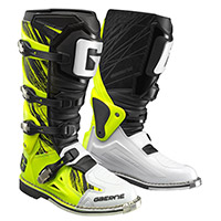 Gaerne Fastback Endurance Boots Yellow