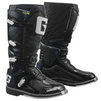 Gaerne Fastback Endurance Mx Off Road Boots Black